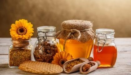 Шведская сторона проявляет большой интерес к украинскому маслу, сокам, меду и продукции пчеловодства