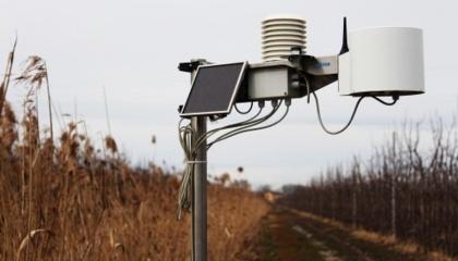 """Компания """"АМС-Трейд"""" разработала полезный ресурс для фермеров, садоводов и огородников – метеостанции iMETOS, прогноз которых касается не только погодных условий, а и рисков возникновения заболеваний у культур"""