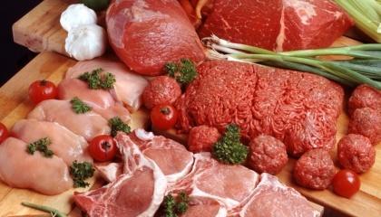 Середній індекс прибутковості яловичини в 2016 році був на 17% нижче, ніж в попередньому, свинини - на 20%, курятини - на 9%