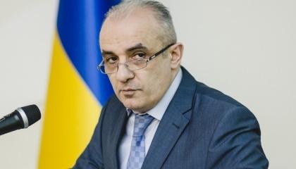 Баграт Ахіджанов, керівник Департаменту фінансової і кредитної політики Мінагрополітики
