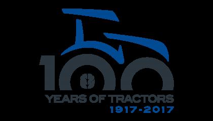 Компанія New Holland святкує 100-ту річницю від початку виробництва тракторів