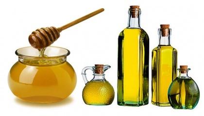 мед и масло