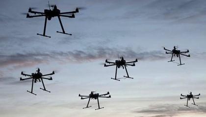 1,5-кілограмові апарати будуть літати над полями і складати карту місцевості