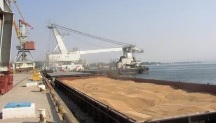 Украинский портам нужно 10-15 лет, чтобы переориентироваться на зерновую специфику