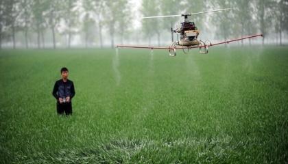Учені з Хефейського інституту фізичних наук (Китай) розробили пестицид, який, потрапляючи до грунту, може повторно проявити свою дію