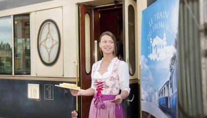 Швейцарія запрошує всіх любителів сиру взяти участь у незвичайній залізничній екскурсії