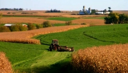 Для ранних яровых культур из-за изменений климата сроки сева стали более ранними