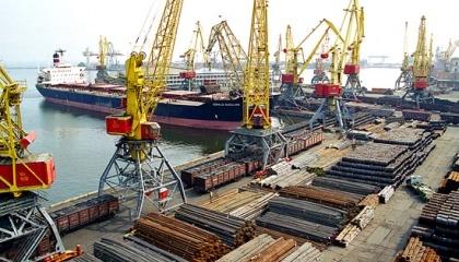 Під час реалізації проекту в порту буде створена додаткова рейдова якірна стоянка, а обсяг перевалки вантажів може перевищити 1 млн т на рік