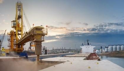 Только по трем портам Большой Одессы прирост мощности зерновых терминалов в ближайшие годы оценивается более чем в 50 млн т в год