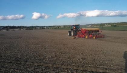 В этом году аграрии оказались в довольно критической ситуации из-за аномальной весны. Так, на Шполянщине в течение 40 дней не было дождя, это впервые минимум за 10 лет