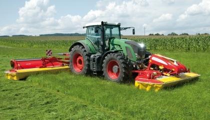 Маючи заводи у Австрії, Німеччині, Чехії, у перспективі компанія готова виробляти техніку PÖTTINGER і в Україні. Найбільш динамічно у наступні роки ринок продажу техніки у світі розвиватиметься саме тут