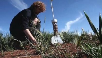 Система ирригации Airdrop - устройство, способное трансформировать засушливые районы на плодородные сельскохозяйственные угодья