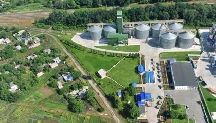 """У 2015 р. філія """"Решетилівська"""" прийняла свій перший мільйон сільгосппродукції"""