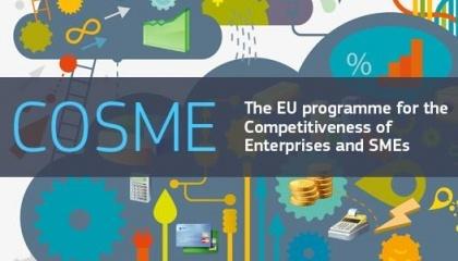 Крім експорту, у вітчизняних підприємців є можливість торгувати з іншими європейськими країнами за допомогою програми COSME