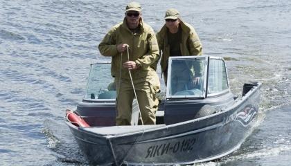 рыбный патруль