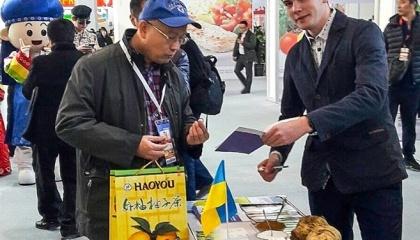 На ANUFOOD China 2016 напрацьовано понад 30 бізнес-контактів, серед яких на поставки цукру крім Китаю, значиться Шрі-Ланка, Південна Корея, Лівія, Ангола та ЄС