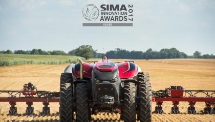 Автономний концептуальний трактор Magnum пропонує потенціал, який позбавить операторів необхідності проводити безліч годин у полі