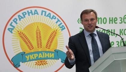 В Аграрній партії впевнені: під час війни країна не може торгувати з агресором. Це дає ресурс тим, хто вбиває наших воїнів і підриває довіру міжнародних партнерів
