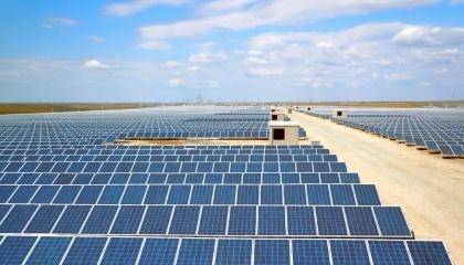 Солнечная электростанция разместится на десяти гектарах земли, и будет вырабатывать 5 мегаВатт электричества