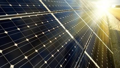 Українсько-литовське підприємство з випуску фотоелектричних панелей на Херсонщині виходить на стадію практичної реалізації