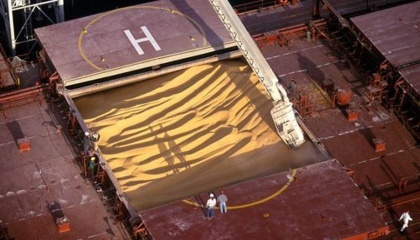 Через штучні обмеження, створені Росією в зв'язку з будівництвом Керченського моста, вартість фрахту з портів Азовського моря може зрости