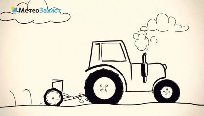 """Программа """"МетеоЗащита"""" действует в течение важнейшего для урожайности периода - цветения и налива зерна"""