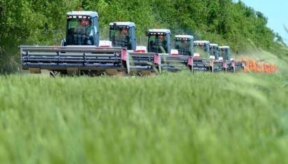 Если в 2004 году 80% продаж сельхозмашин приходилось на заводы Украины и стран СНГ, то сейчас их доля не превышает 20%