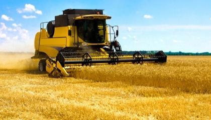 Украинские аграрии в последнее время интересуются максимально укомплектованными агрегатами