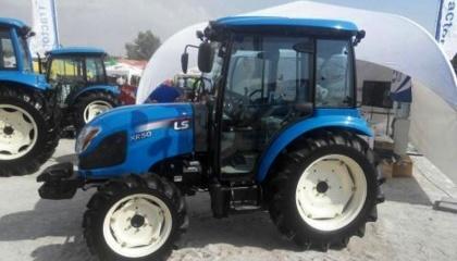 В следующем году на ЗАО ЗАЗ стартует сборка корейских тракторов бренда LS - новый бренд известного в Южной Корее подразделения LG Heavy