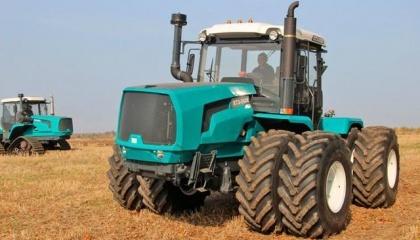 ХТЗ провів випробування тягових характеристик колісних тракторів з 240 і новим 250-сильним двигунами, нової системи здвоювання коліс, а також системи баластування тракторів