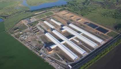 Раніше ГК озвучила плани по розширенню земельного банку до 100-120 тис. га з нинішніх 80 тис. га