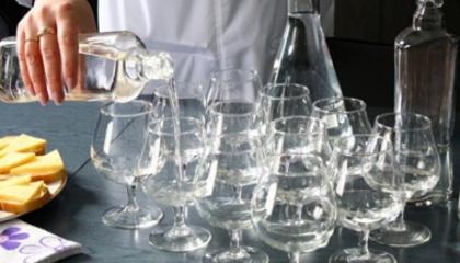 По подсчетам экспертов, теневые доходы от производства спирта составляют 12-14 млрд грн