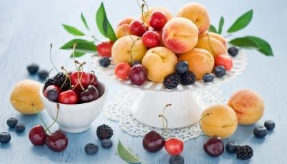Из-за заморозков  в среднем снижение урожая  вишен, черешен и абрикос в Украине будет колебаться от 15 -25%