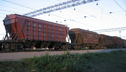 Сейчас потребности Государственной продовольственно-зерновой корпорации Украины в подвижном составе при железнодорожной перевозке обеспечиваются только на 38%