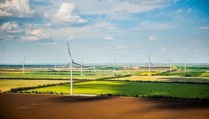 """В 2016 году отпуск """"зеленой"""" электроэнергии Ботиевской ВЭС, подразделения ДТЭК ВИЭ составил 608,4 млн кВт·ч. Такого количества энергии достаточно для обеспечения электричеством трех районов Запорожской области"""