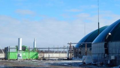 Перша черга біогазової станції, Волноваха Донецької області