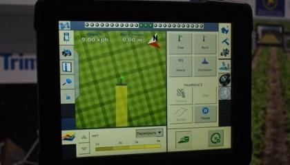 Основою для розробок слугуватиме вже перевірене ПЗ від компанії Yara: програма для моніторингу засвоєння азоту N-Sensor та технологія мобільної візуалізації ImageIT