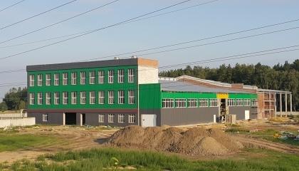 Центр Полісся стає центром переробки картоплі. У регіоні вже працюють два крохмальні заводи, а сьогодні відбудеться відкриття третього