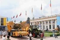 Україна-Німеччина: агроінтеграція фото, иллюстрация