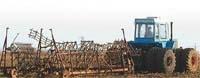 Грунтообробні агрегати  на основі тракторів ХТЗ фото, ілюстрація