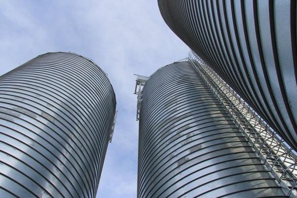 Где хранить зерно? Секреты строительства зернохранилищ фото, иллюстрация
