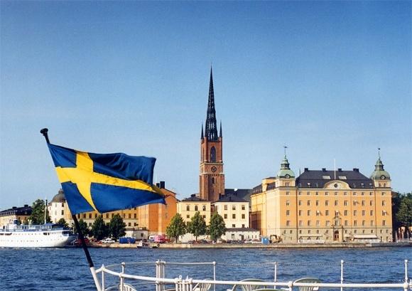 Швеция - родина Карлсона или бизнес по-шведски фото, иллюстрация