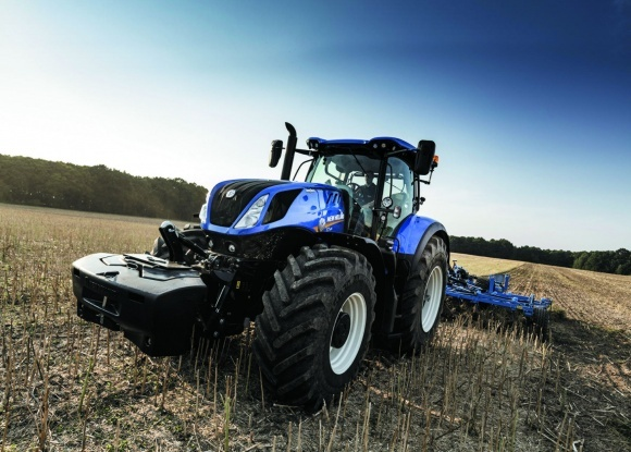 Эксперт-тест: Vip-тракторы для настоящих ценителей фото, иллюстрация
