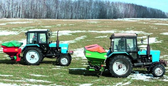 Удобрение озимых зерновых культур: особенности применения известково-аммиачной селитры фото, иллюстрация