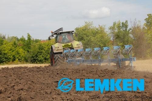 Плуг Lemken - только выгоды от эксплуатации фото, иллюстрация