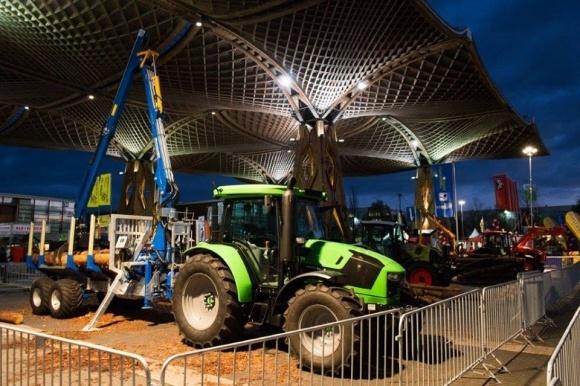 Завершилась Agritechnica 2017 фото, ілюстрація