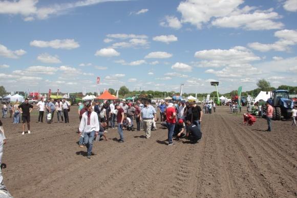 День кукурузных агротехнологий фото, иллюстрация