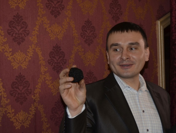 В Украине берутся выращивать трюфели стоимостью сотни долларов за килограмм фото, иллюстрация