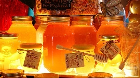 Експорт меду: Україна має всі, щоб стати не тільки житницею, але і «сотої» світу фото, ілюстрація
