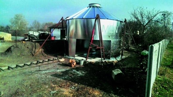 Німецький досвід руками українського фермера фото, ілюстрація